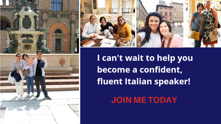 Learn Italian in Bologna